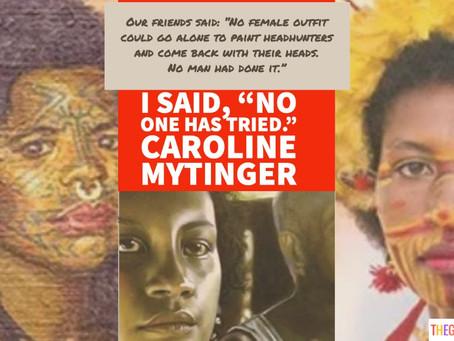 Caroline Mytinger, on Female Empowerment