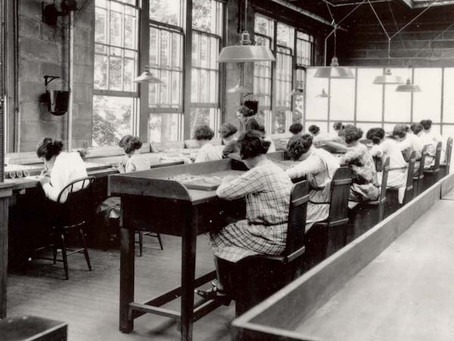The Tragic Fate of America's Radium Girls, A Guest Post by Samantha Wilcoxson