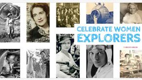 Celebrate Women Explorers