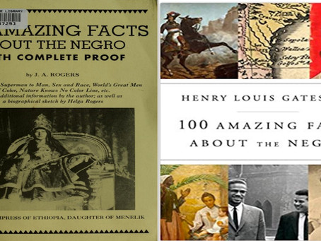 100 Amazing Black History Facts