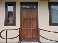 Front Door Accessible Room