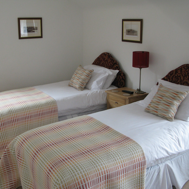 Perelle Twin Room