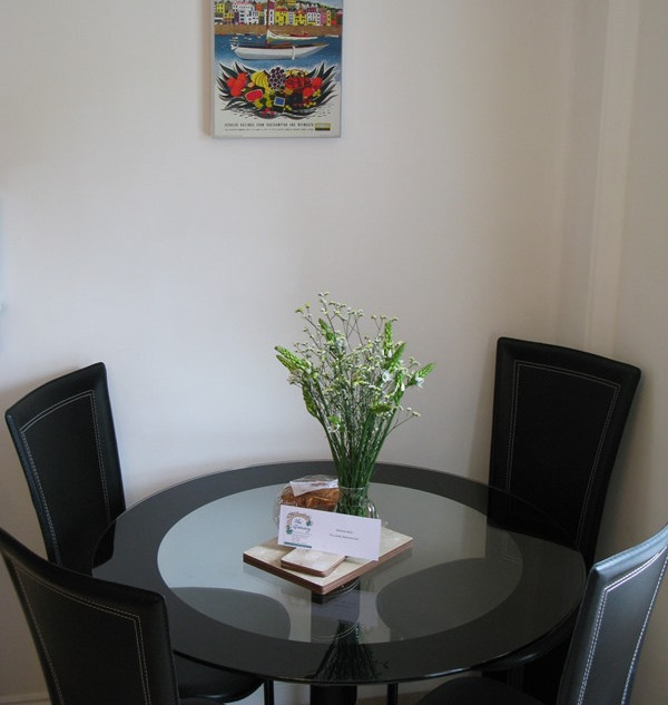 L'Eree Dining Area