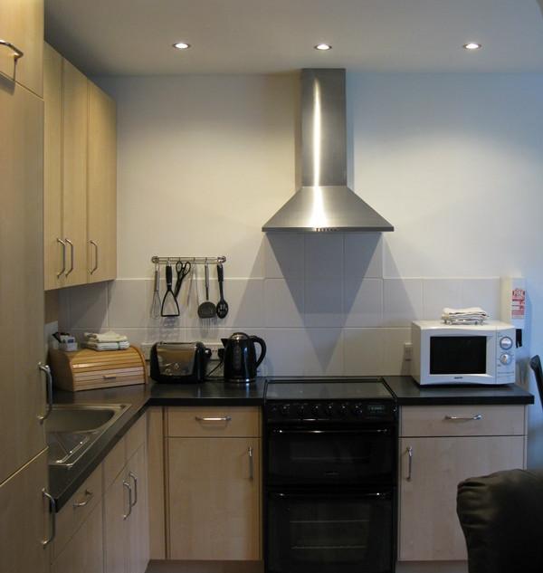 L'Eree Apartment Kitchen