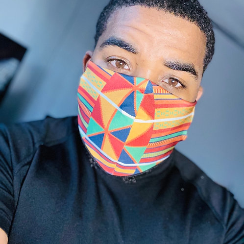 Afro Nation Mask