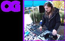 DJ Miss Elaine Eos