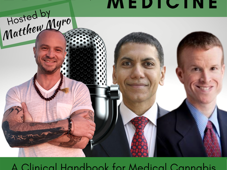Listen to Drs. Ahmad and Hill on Edge of Cannabis Medicine
