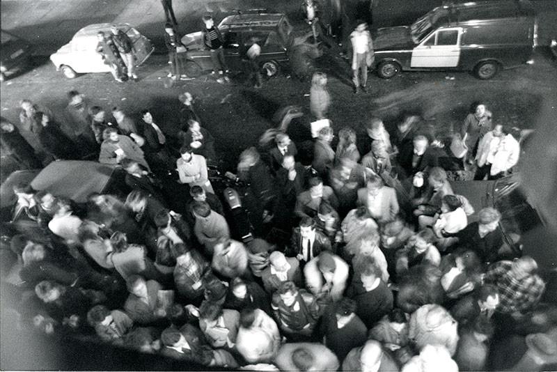 Closing night ~ Oct 31st 1983
