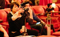 The camera crew ~ Keyleen Nguyen, Jeremy Fowler