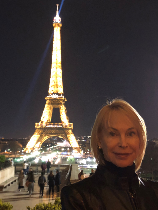 Paxton in Paris, France