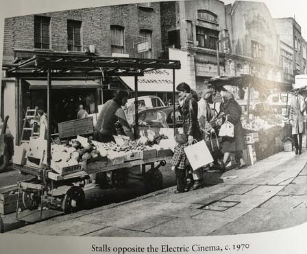 Portobello Road 1970's.