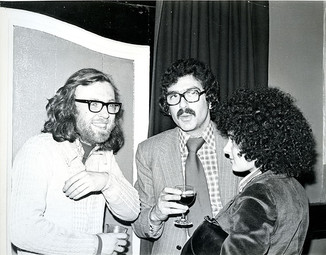 The fifth anniversay party 1975