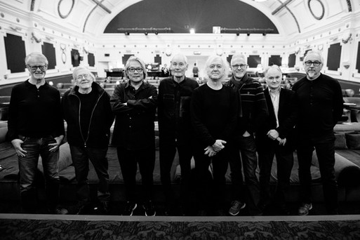 The Gang! (in B+W)