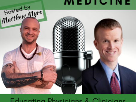 Listen to Dr. Hill on Edge of Cannabis Medicine
