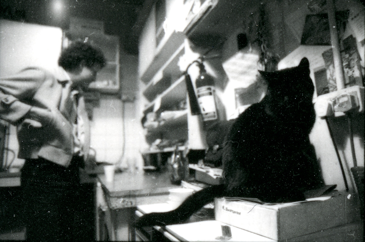 Rob Small & Clint
