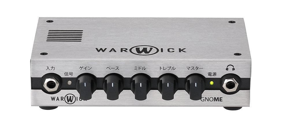 Warwick Gnome - Pocket Bass Amp Head