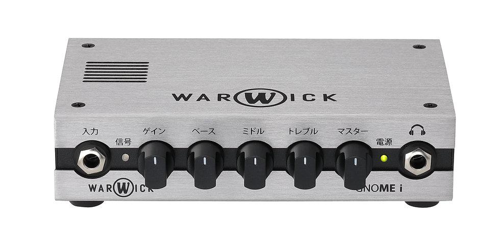 Warwick Gnome i - Pocket Bass Amp Head with USB Interface
