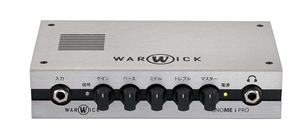 Warwick Gnome i Pro - Pocket Bass Amp Head with USB Interface
