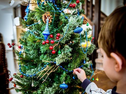 ¿Qué hacer con los niños en Navidad?