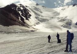 Dzungariya Alps, Kazakhstan