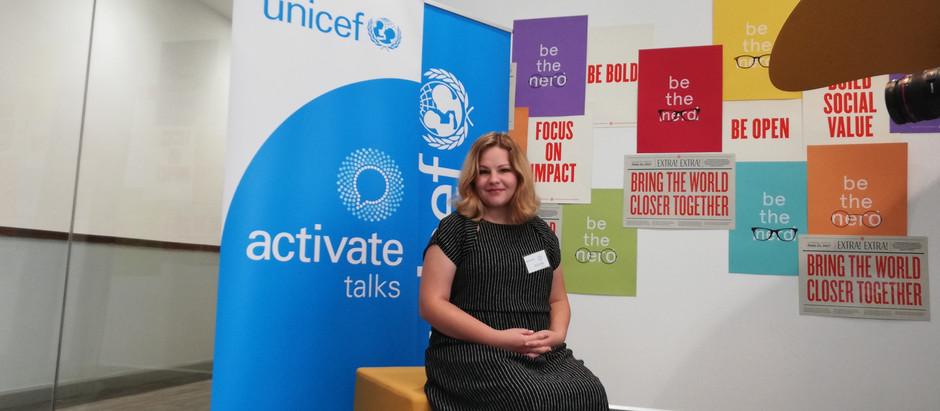 Activate Talk #2: Storie di innovazione sociale tra percorsi formativi e start-up d'impresa