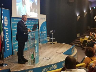 Paolo Rozera, Direttore Generale UNICEF Italia