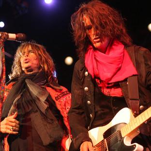 Steven Tyler and Joe Perry - Aerosmith