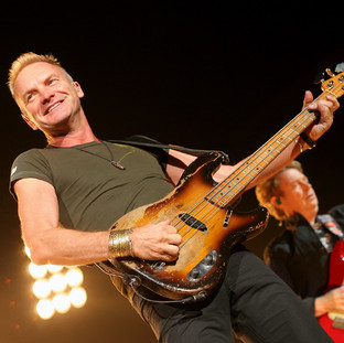 Sting and Andy Summers - The Police