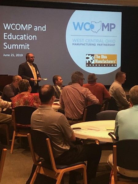 TPMA serves as Intermediary for WCOMP education summit