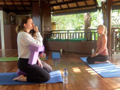 Pranayama - Atemübungen im Yoga - Wozu?