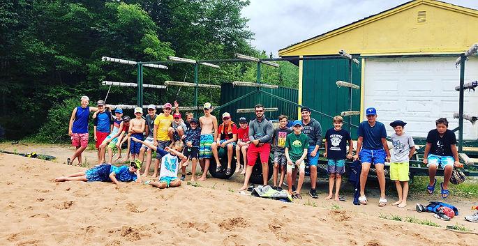 Kayak Program Kids