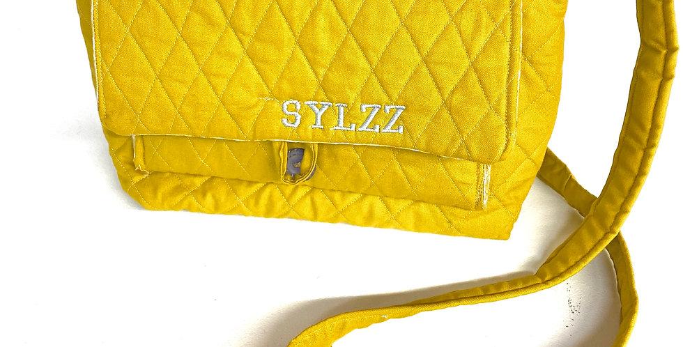 Yellow Bag Sylvia Hagans