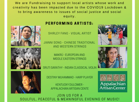 AAC in Virtual Event: Stirring Strings Soul Stories