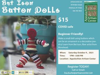 Bet Ison: Button Dolls