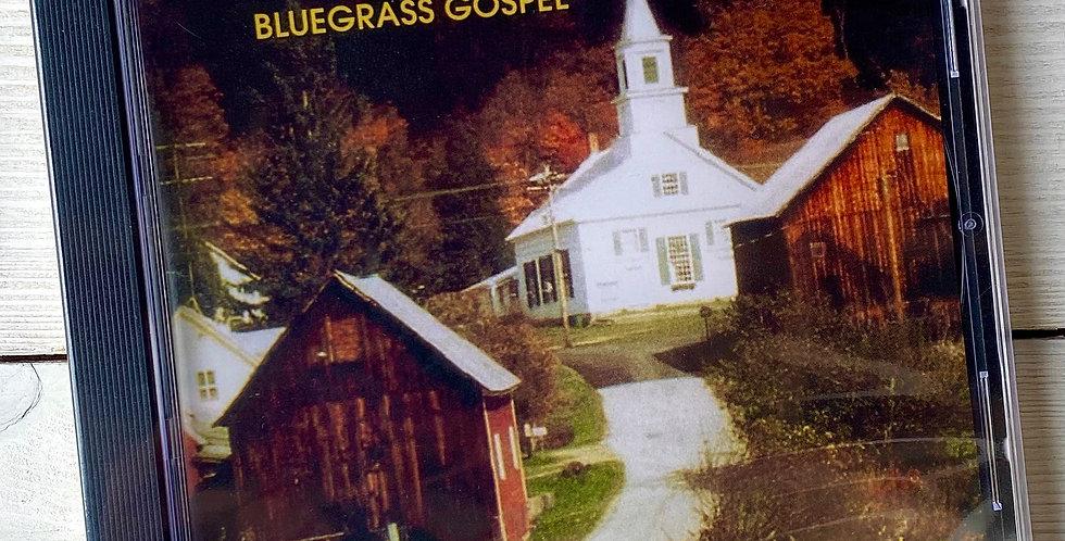 Homer Ledford and the Cabin Creek Band Bluegrass Gospel CD