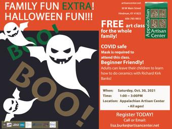 Family Fun EXTRA! Halloween Fun!