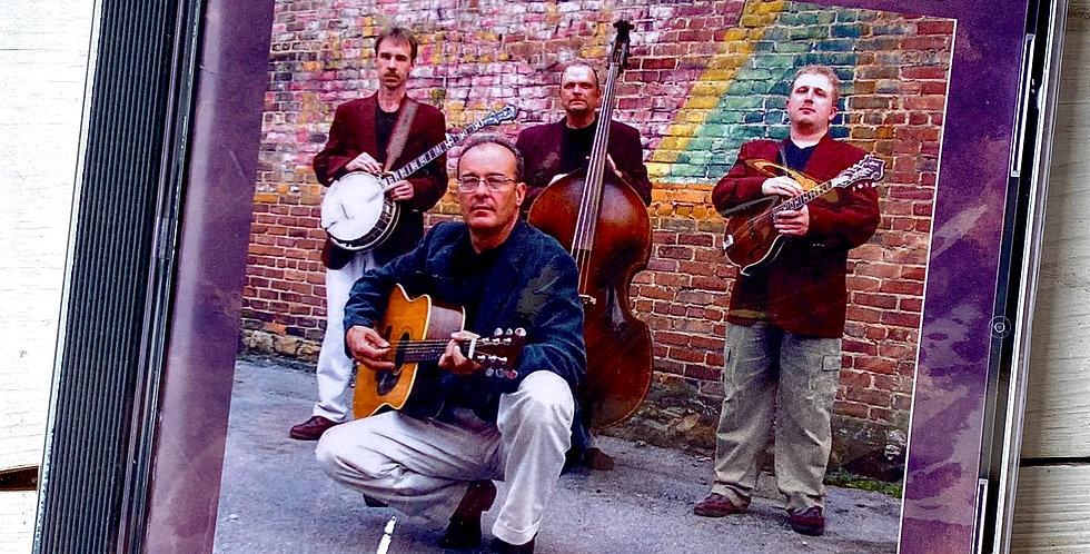 The Glenn Ritchie Band Where Corn Don't Grow CD