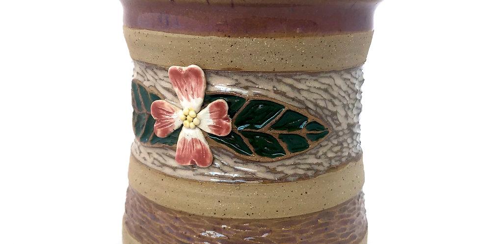 Michael Ware Dogwood Utensil Jar