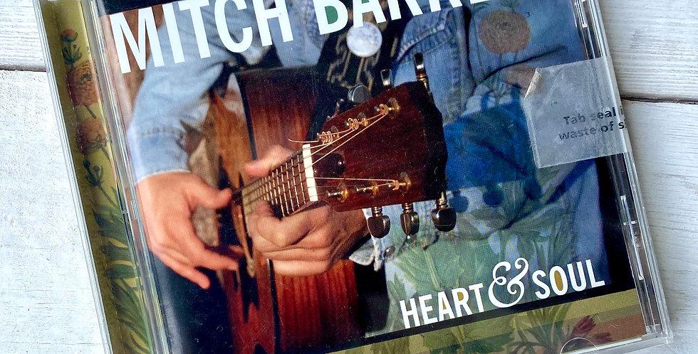 Mitch Barrett Heart and Soul CD