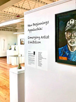 New Beginnings Appalachia: Emerging Artist Exhibition Virtual Tour