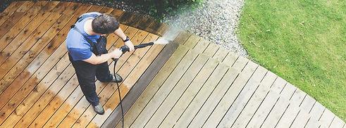 Backyard Washing