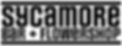 Sycamore Bar and Flowershop, Brooklyn Logo