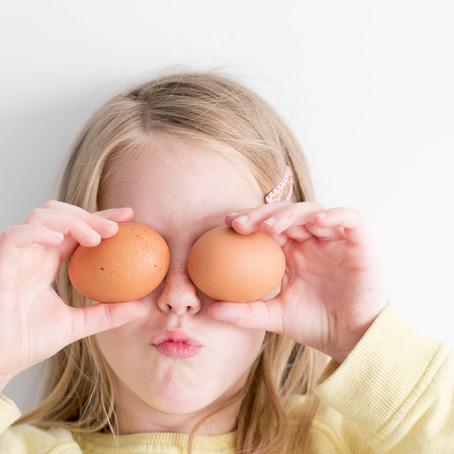 ¿Cómo despertar en los niños el interés por la comida sana?