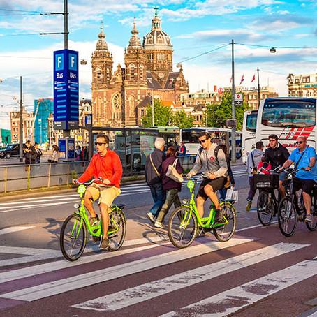 5 maneras de adoptar una movilidad sostenible