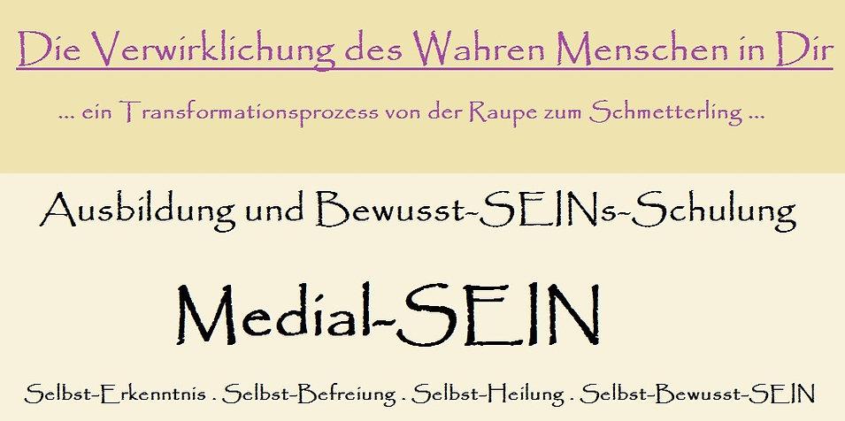 Text-Logo-MedialSEIN_VerwirklichungWahre