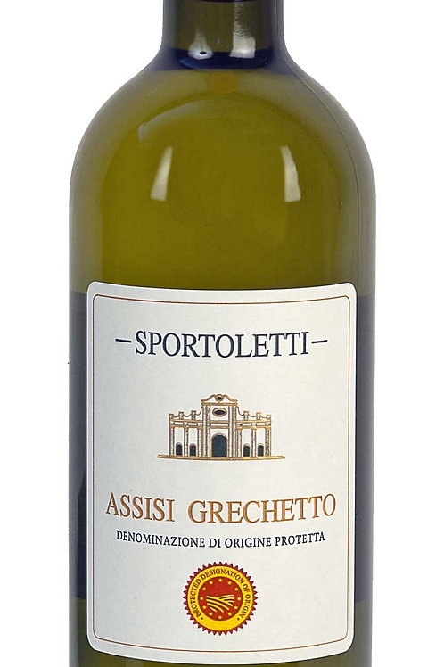 6 Bottles of Assisi Grechetto (Free Shipping)