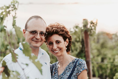Irene is the other daughter of the owner and together with hers husband they have been working to keep the standards high on their amazing quality wines.
