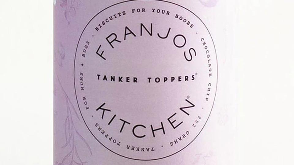 Franjo's Kitchen Choc Chip Cookies