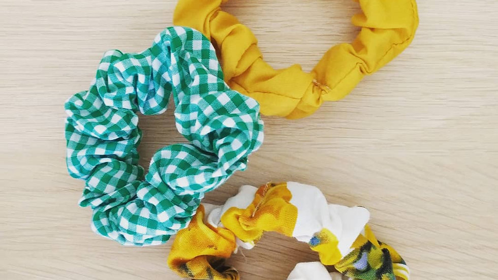 Scrunchies by Nisaa
