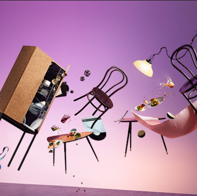 IKEA - New Wonders Come Out Of The Blue